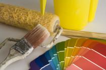 rénovation, travaux, peinture
